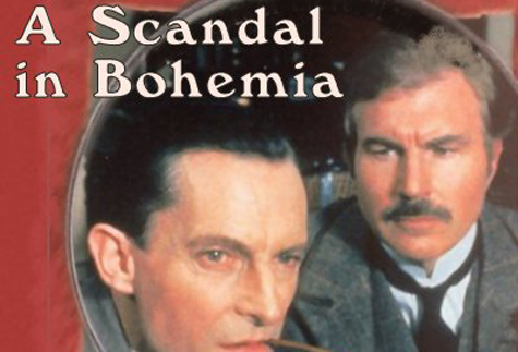 a review of scandal in bohemia story Everything you ever wanted to know about minor characters in a scandal in bohemia in the adventures of sherlock holmes, written by masters of this stuff just for you.