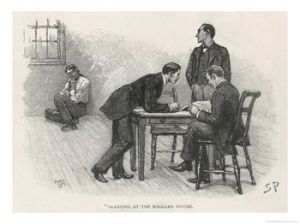 The Stockbroker's Clerk by Sidney Paget