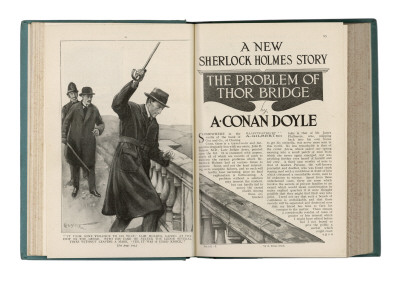 the problem of thor bridge This is a condensed version of the sherlock holmes story by sir arthur conan doyle it is intended as a refresher for those familiar with the story if you h.